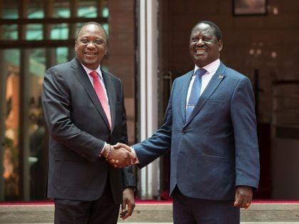 Moment of truth as Raila attends NASA crisis meeting