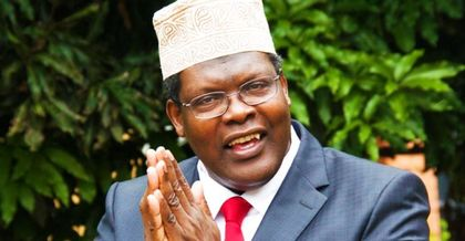 Sonko 'peels back the mask', appoints Miguna Miguna his deputy