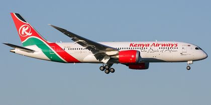 Kenya Airways launches non-stop direct flight from Narobi to NY