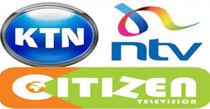 Two Kenya TV stations resume broadcasting after days shut by government