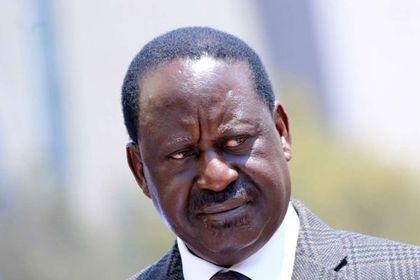 Kenyan president, opposition leader meet