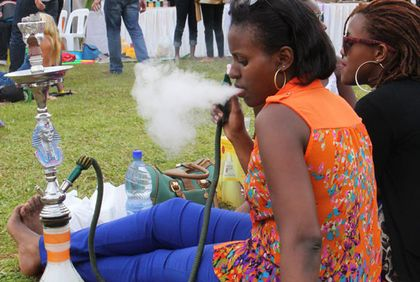 Kenya Bans Sale, Use of Shisha