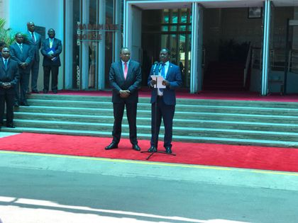 Ruto: Time to build bridges after Raila-Uhuru deal